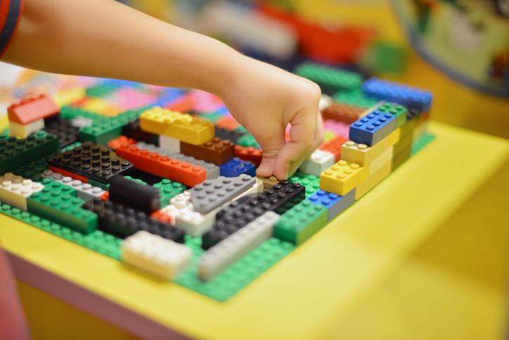 Lego pour enfant