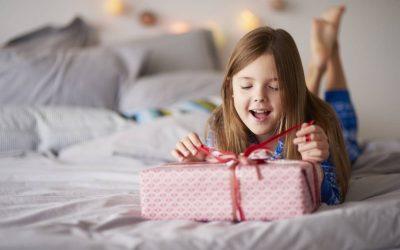 Anniversaire de votre filleul : que lui offrir ?