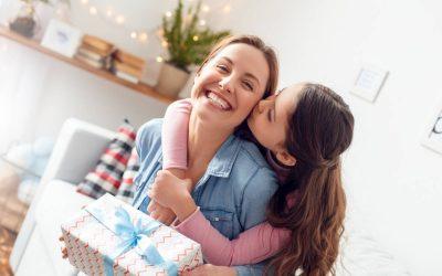 Quelques idées pour un cadeau de fête des mères original