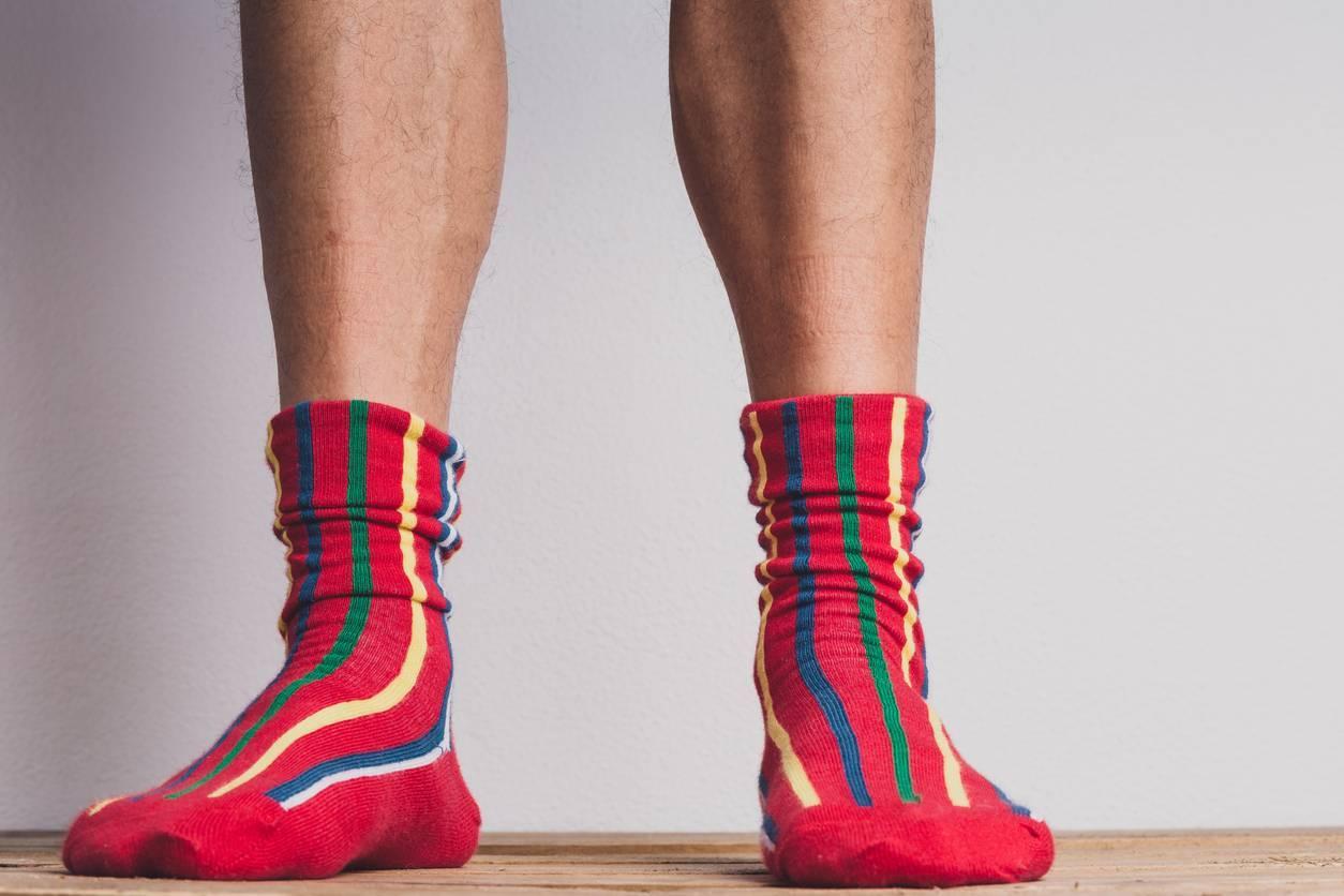chaussettes écologiques hommes