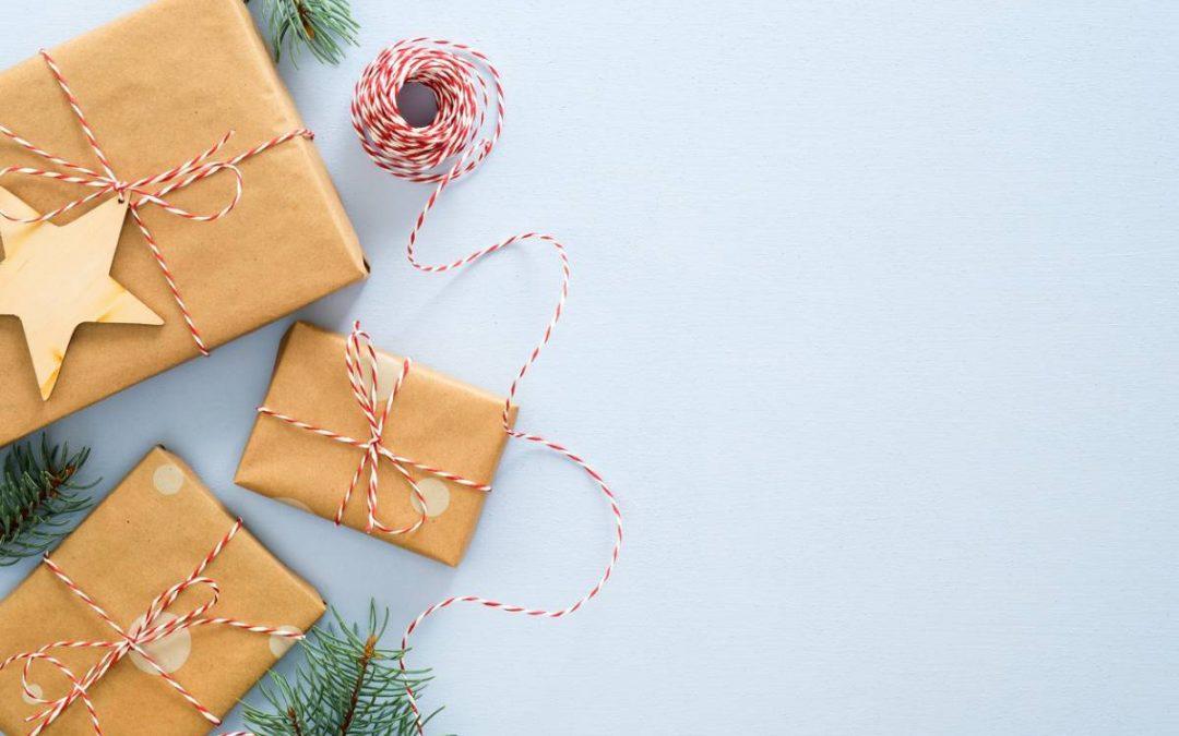 3 idées de cadeaux originaux pour Noël